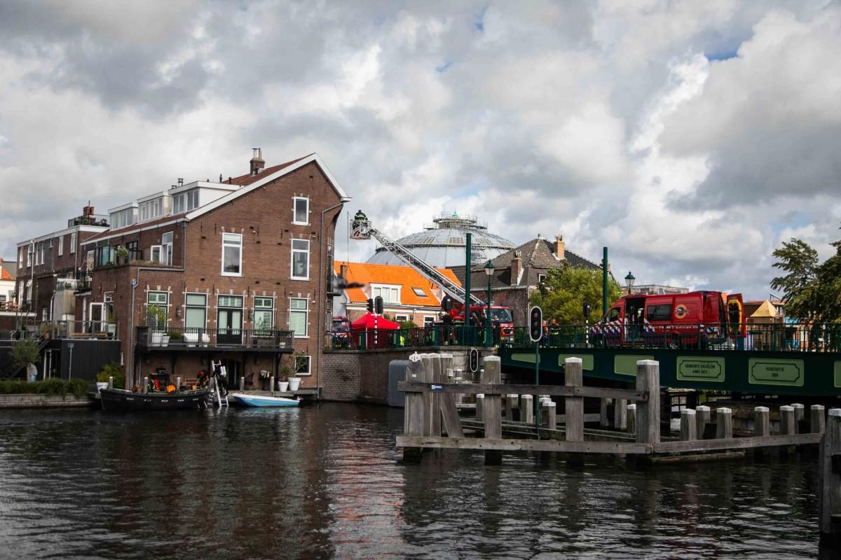 Overleden persoon gevonden ter hoogte van de Catharijnebrug Haarlem