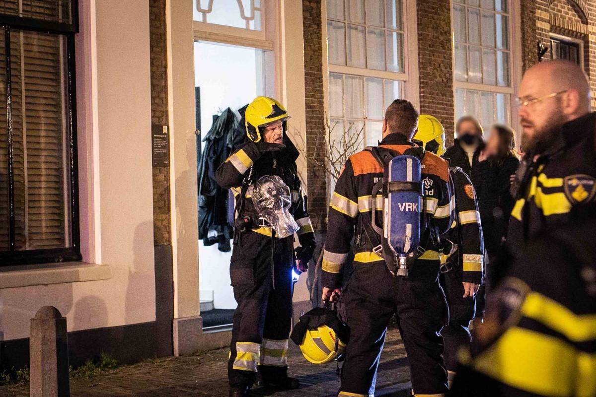 Veel schade door sloopwerkzaamheden lastige schoorsteenbrand